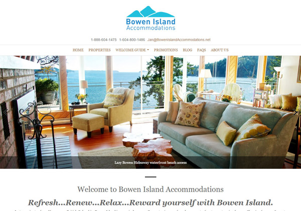 "Vacation rental website templates let you just plug and play—and drive more bookings quickly! With neutral color tones, ""Crisper"" lets delicious photography speak for itself."